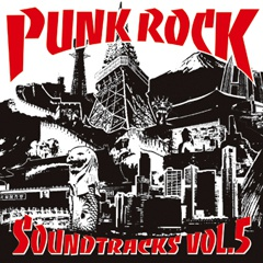 V/A PUNK ROCK SOUNDTRACKS vol.5