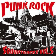 V/A PUNK ROCK SOUNDTRACKS vol.5