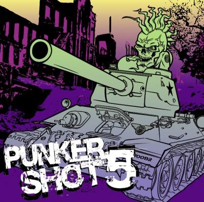 V/A PUNKER SHOT 5